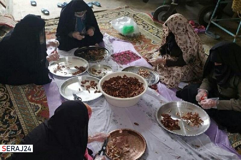 برگزاری اردوی جهادی در بجنورد با طعم فراگیری حرفه و کسب درآمد