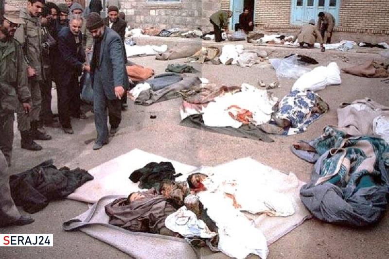 روایت جنایت صدام بعثی در مدرسه زینبیه میانه به قلم یک خبرنگار