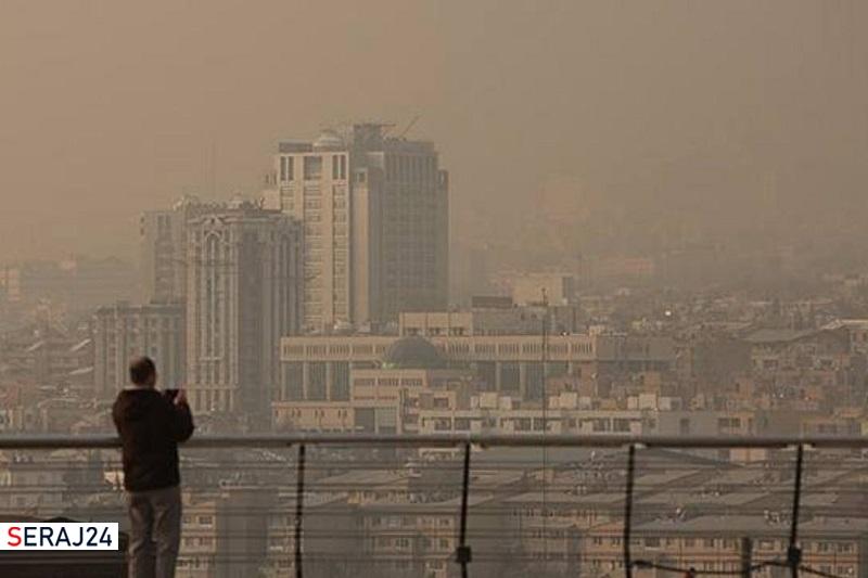 علت اصلی آلودگی هوای کلانشهرها، ترک فعل مسئولان است