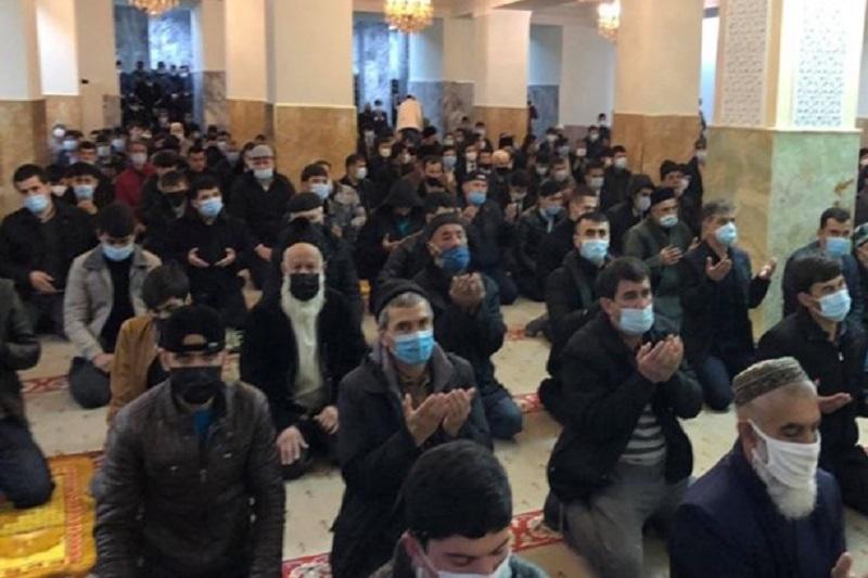 بازگشایی مساجد تاجیکستان پس از 10 ماه قرنطینه