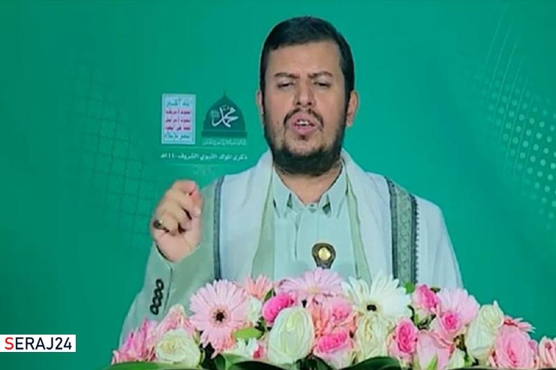 رهبر انصار الله: پایبندی ملت یمن به مبانی اسلام راز مقاومت شش ساله آن است