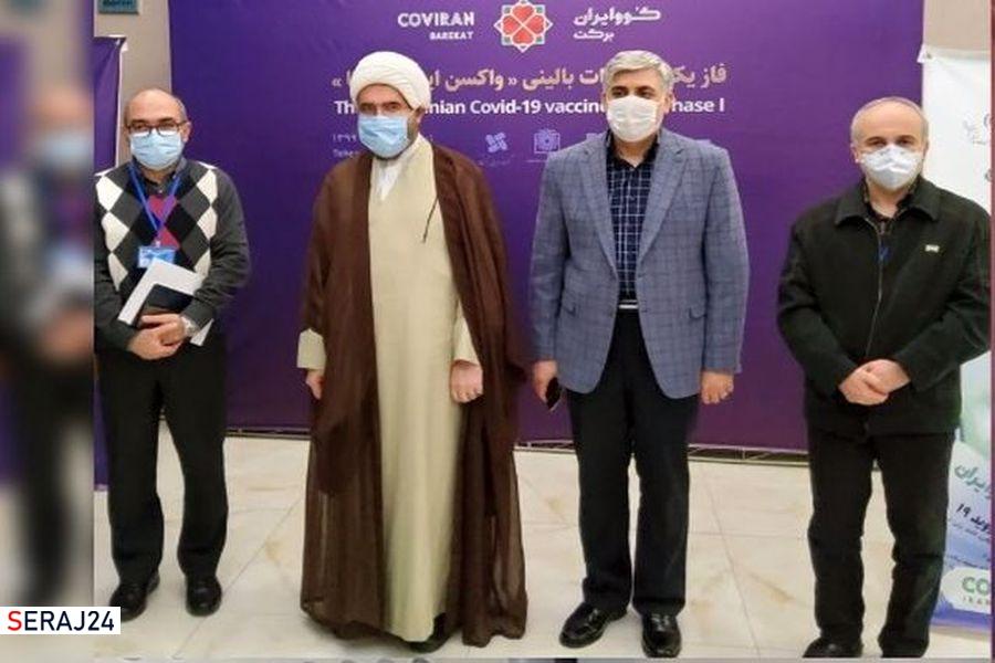احداث بزرگترین کارخانه تولید واکسن در خاورمیانه