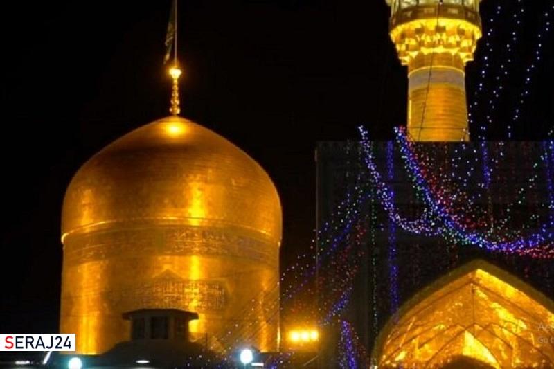 گلبانگ الله اکبر در حرم مطهر رضوی و مشهد الرضا(ع) طنین انداز شد