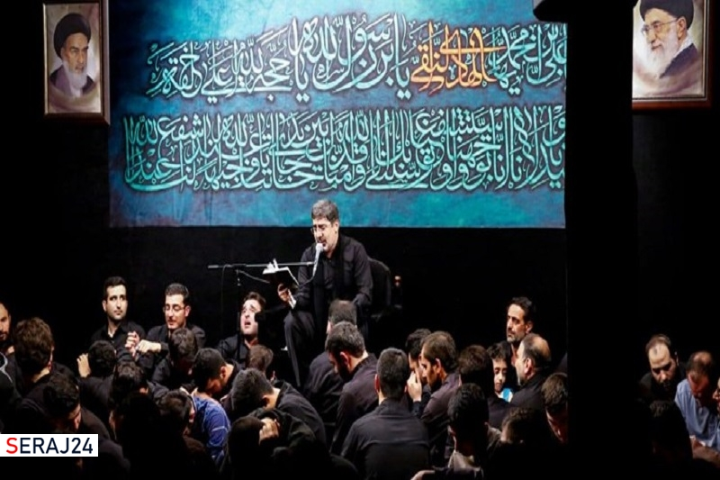 عزاداری شهادت امام هادی در ۳۰ هیأت کشور
