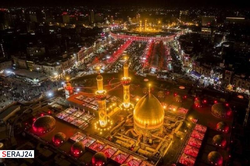 ثبت نام زیارت نیابتی اعتاب مقدسه عراق در ماه رجب