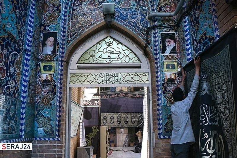 تداوم نقشآفرینی مساجد مشهد در طرح مواسات