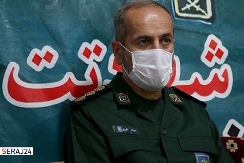 برگزاری یادوارهٔ شهدای عملیات خیبر در استان قزوین