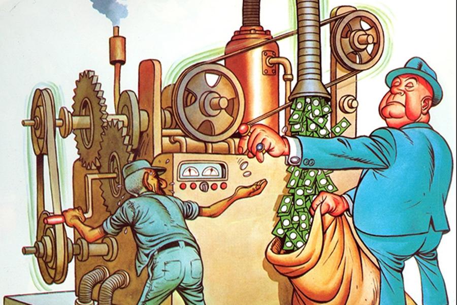 سرقت سرمایه مردم توسط شرکتهای بزرگ