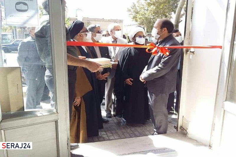 اولین مرکز نیکوکاری و توانمندسازی حوزه درمان در کاشمر افتتاح شد
