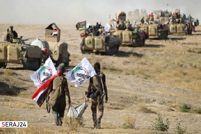حشد شعبی مواضع داعش در «تلعفر» را در هم کوبید