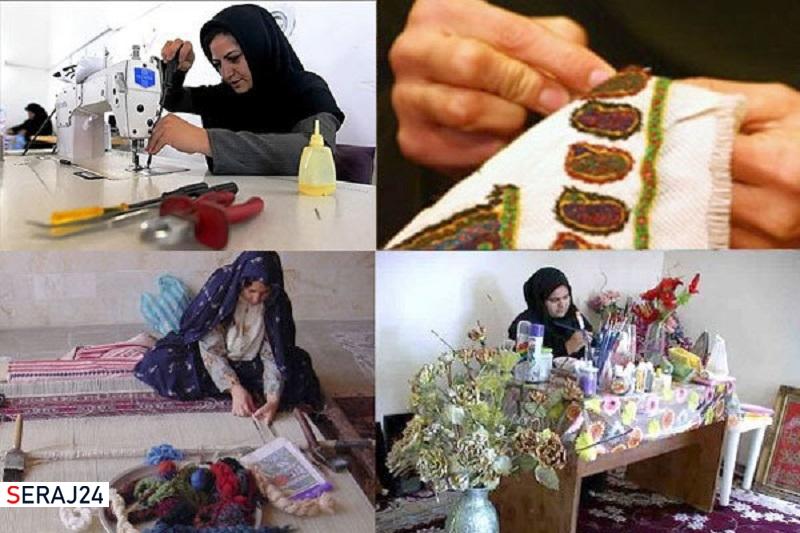 ساخت دستگاههای مشاغل خانگی برای اشتغال جوانان اصفهان