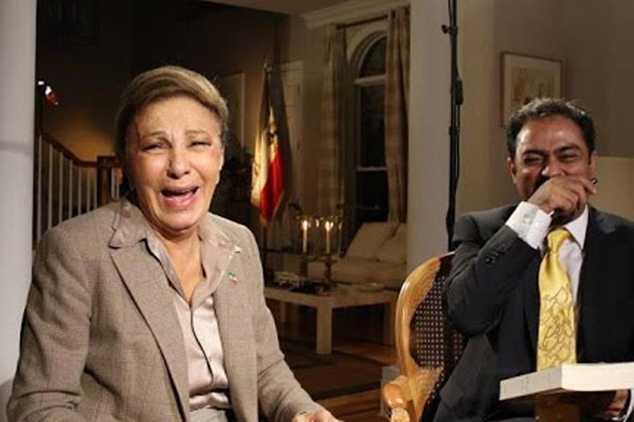 ویدئو/  ماجرای هواپیمایی که انگور پادشاهی فرح را از فرانسه دیر رساند