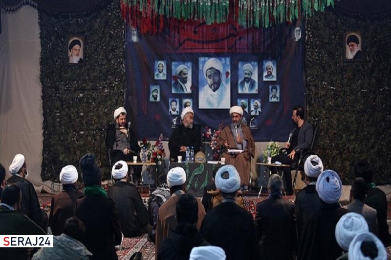 برگزاری مراسم بزرگداشت شهید عبدالله ضابط در قم