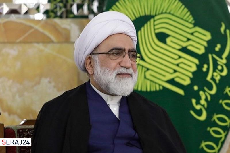 حجتالاسلام والمسلمین مروی: دفاتر آستان قدس رضوی نباید پاتوق جناحها و حزبها باشد