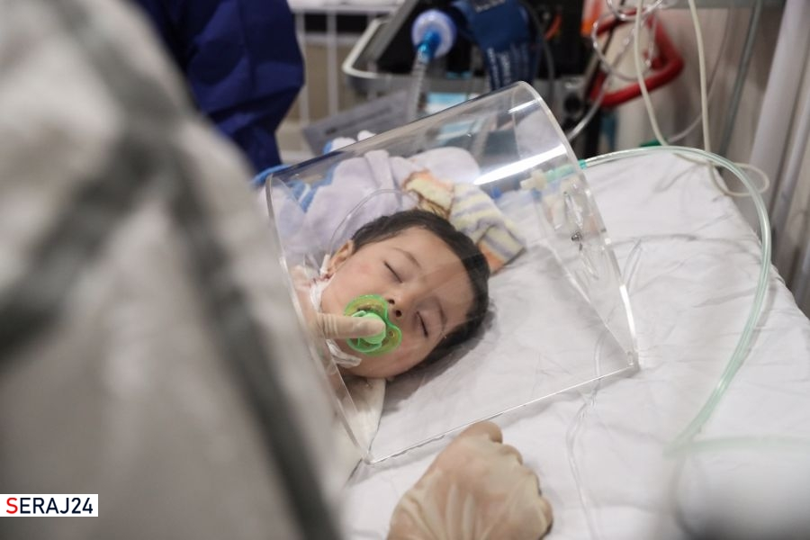 عروسکهای بستری در بخش مراقبتهای ویژه