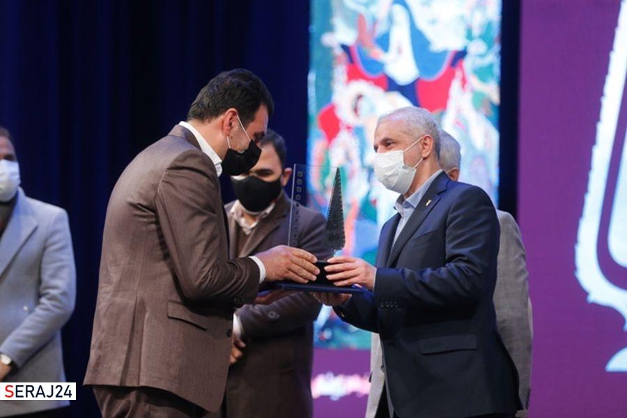 مراسم اختتامیه چهارمین جشنواره ملی فیلم ایثار برگزار شد