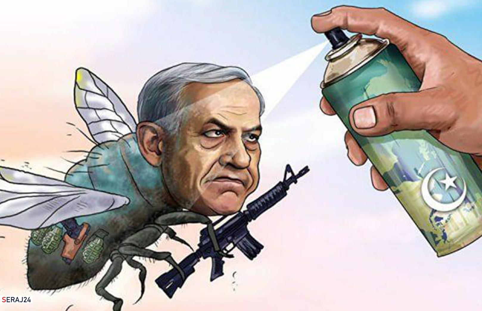 عکس نوشت| بن بست اسرائیل