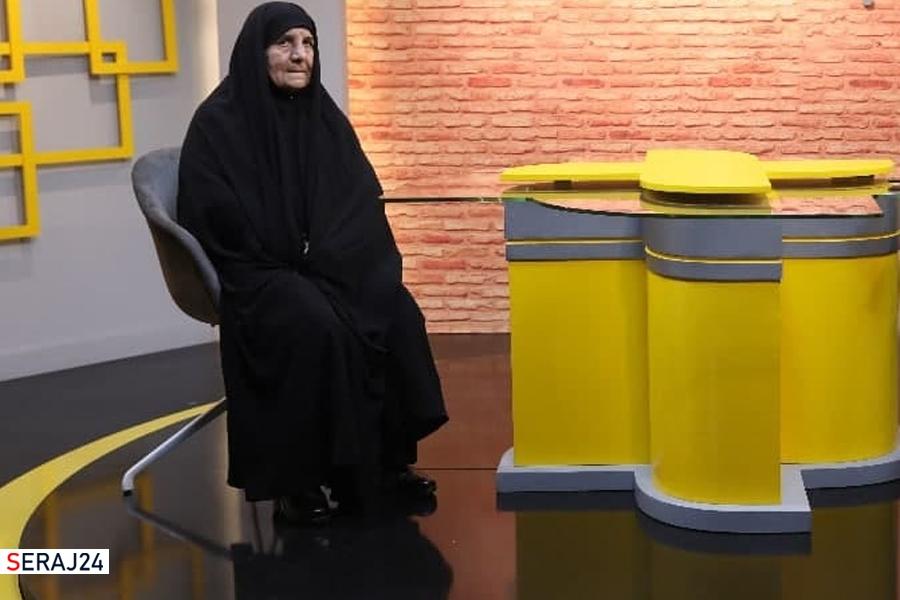 ویدئو/ماجرای گلایه مادر از پسر شهیدش