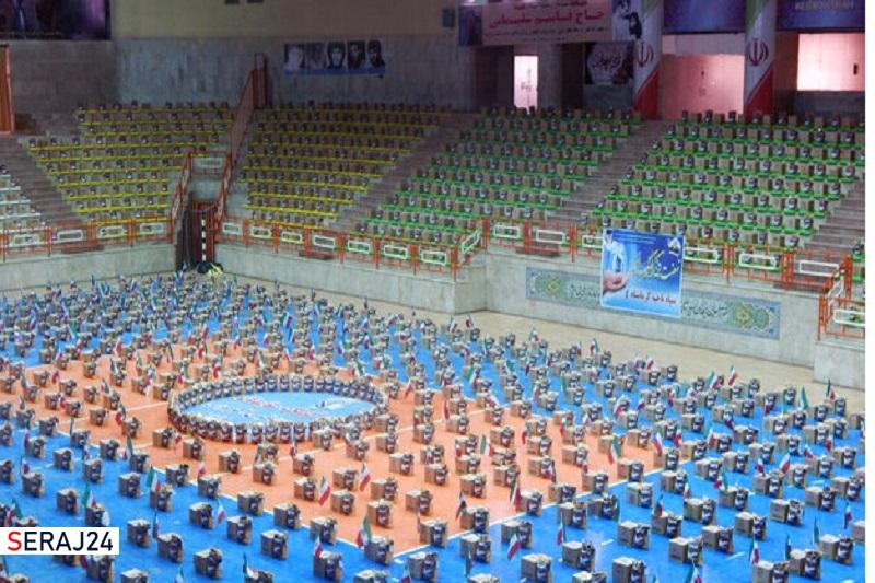 ۶۵۰ سری جهیزیه در لرستان  اهدا شد