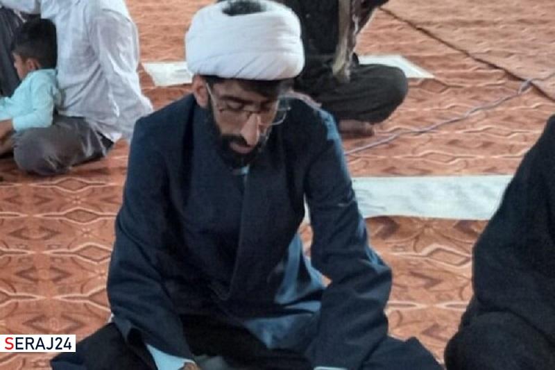 پیام تسلیت مقامات کشوری و لشکری در پی عروج شهادت گونه طلبه مجاهد