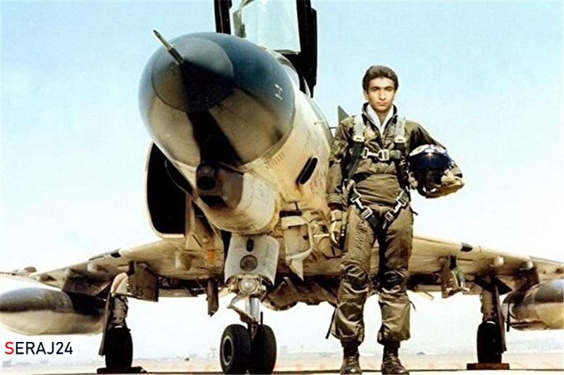 کرمانشاه بیشترین شهدای خلبان کشور را دارد