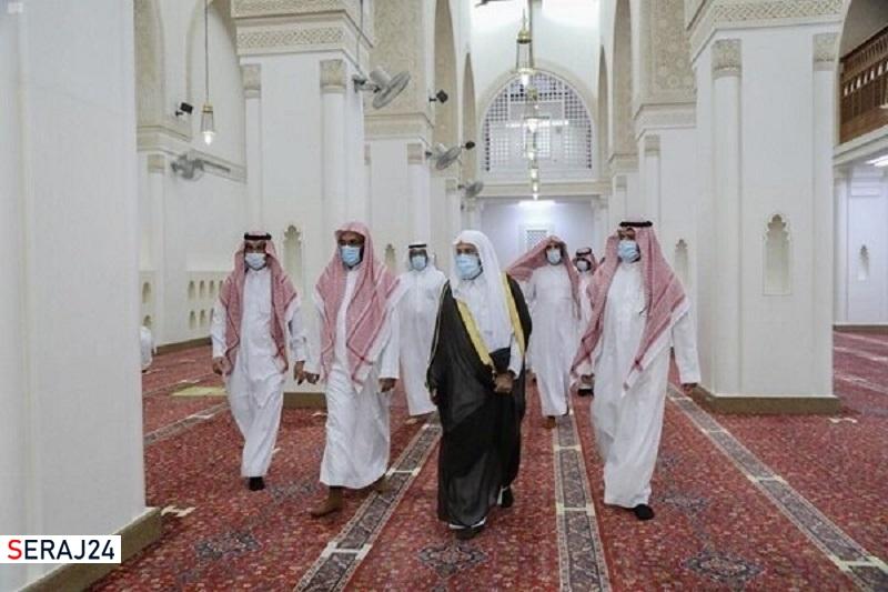موج برکناری خطبای جمعه و ائمه مساجد از سوی آل سعود ادامه دارد