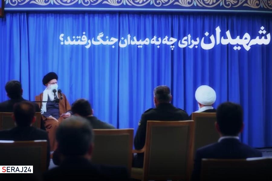 ویدئو/هدف شهیدان