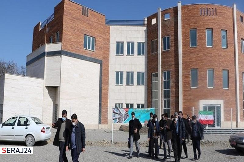 کتابخانه مرکزی شیروان ۱۸ فروردین پس از ۱۰ سال افتتاح میشود