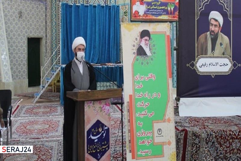 ریشهایترین جهاد در حال حاضر امیدآفرینی است