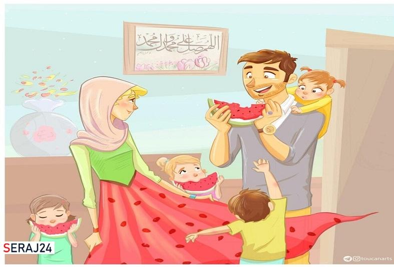 تأثیر مستقیم ارتباط عاطفی زوجین با یکدیگر بر سلامت روحی فرزندان