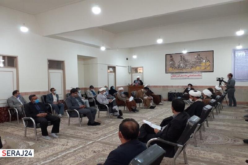 مساجد مَقر عملیات ماه رمضان هستند