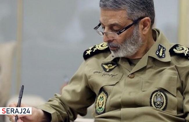 نوک پیکان حملات دشمنان در فضای مجازی به سمت ارتش است