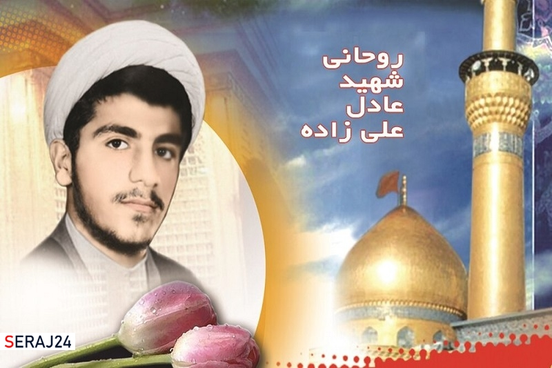 شهید طلبه ای که در سومین روز شهادت برادرش عازم جبهه شد