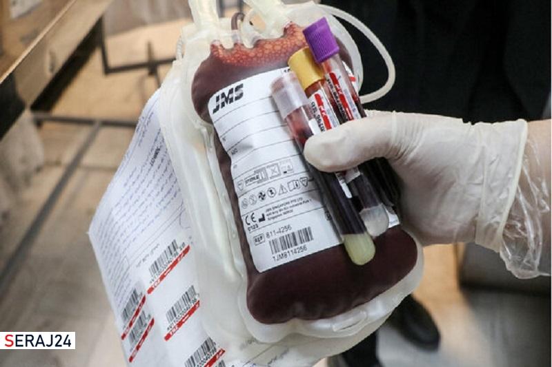 اهداکنندگان خون در شب های رمضان جریمه نمی شوند
