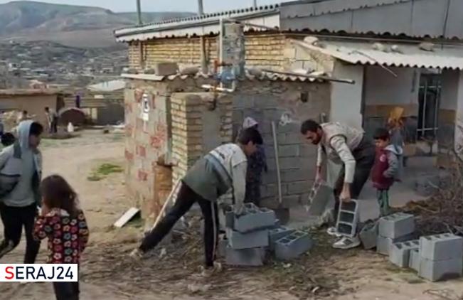 ویدئو/اردوی جهادی کانون عهد ماندگار نوروز1400