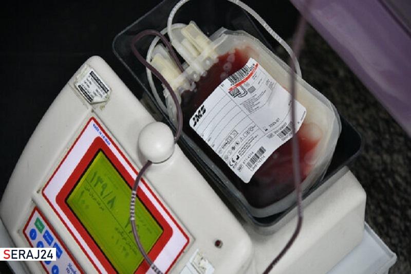 اهدای خون در ماه رمضان فراموش نشود