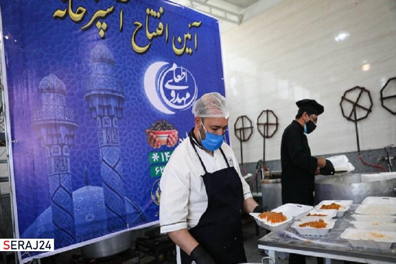 ۵۰ آشپزخانه اطعام مهدوی در آذربایجان غربی افتتاح می شود