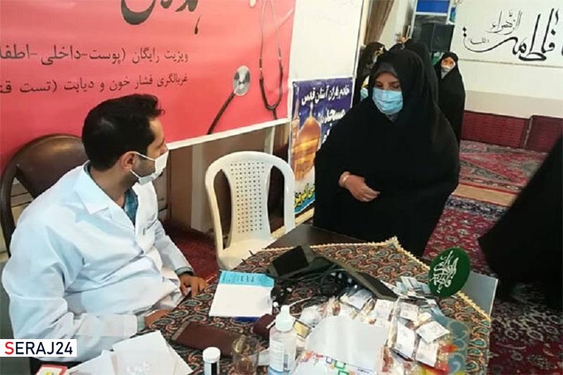 طرح ویزیت رایگان در مساجد ورامین راه اندازی شد
