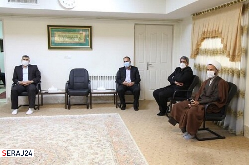 میراث فرهنگی حافظ هویت اسلامی - ایرانی باشد