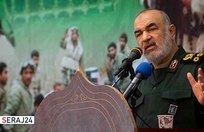 ارتش و سپاه اجازه نخواهند داد امنیت کمنظیر میهن اسلامی متزلزل شود