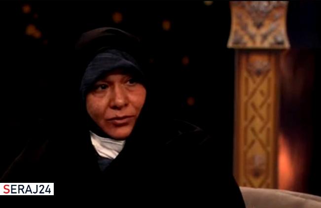 برآورده شدن آرزوی مادر شهید مدافع حرم در برنامه وقت سحر