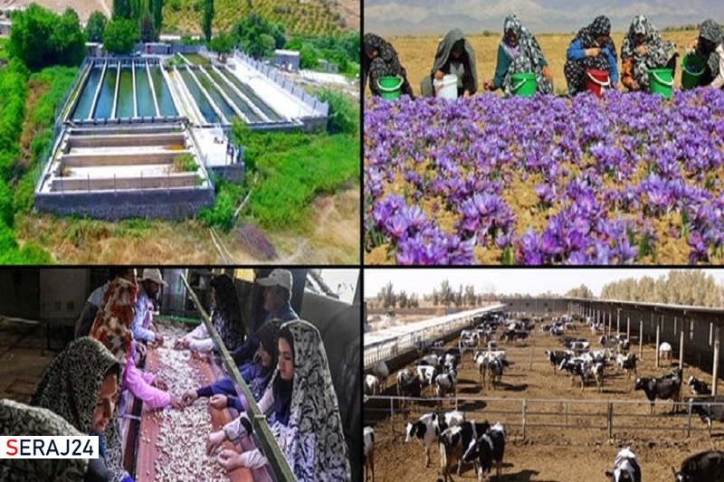 پرداخت تسهیلات به ۵۰۰۰ روستایی خراسانجنوبی