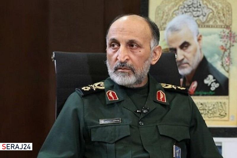 سردار حجازی عمرش را در دفاع از ارزشهای اسلامی و انقلاب سپری کرد