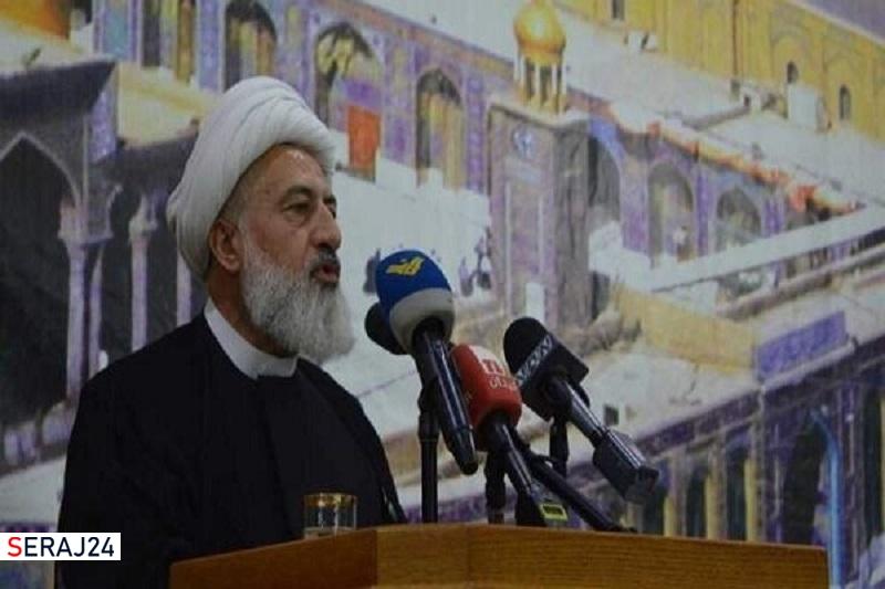 مسأله فلسطین باید مسأله اول جهان عرب و مسلمانان باقی بماند