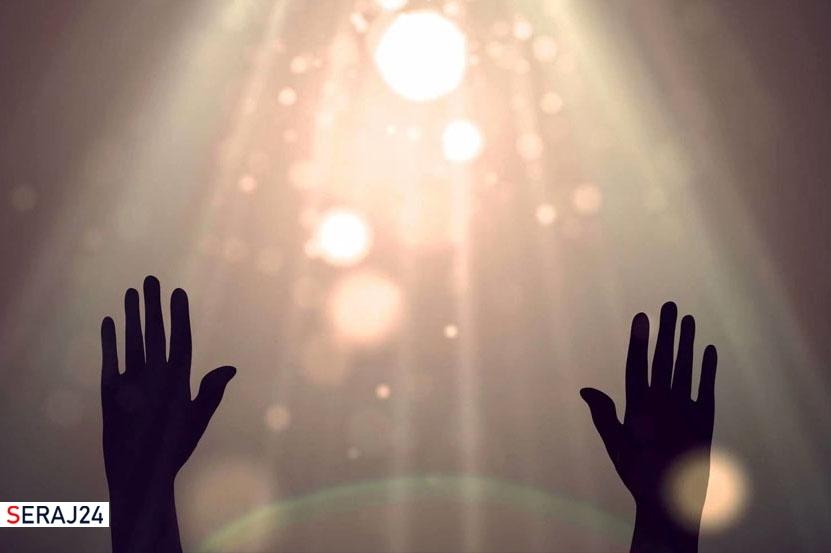 عکس نوشت/ اطاعت یعنی عبادت
