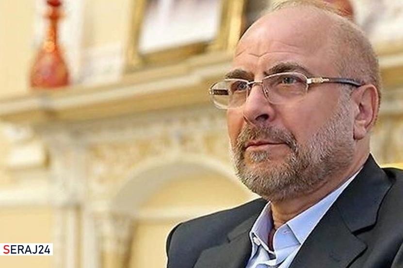 تاکید رئیس مجلس بر گشایش بازارچههای مرزی ایران و پاکستان