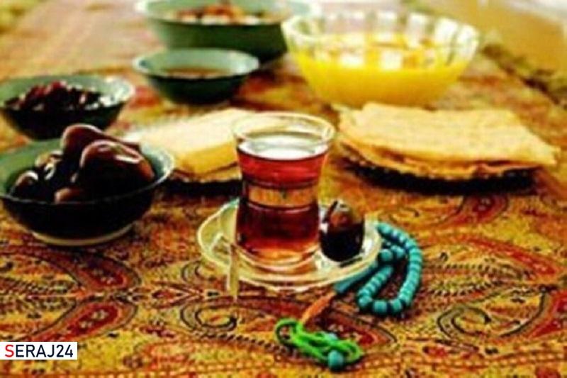 سفارشهایی برای تغذیه در رمضان