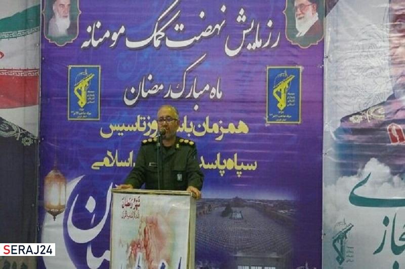 توزیع ۴۰ هزار بسته معیشتی در ماه مبارک رمضان در استان قزوین