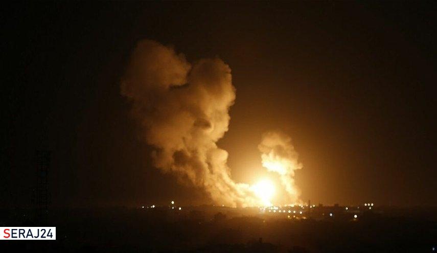 واکنش یک شاعر به  اصابت موشکهای جبهه مقاومت به مرکز دیمونا