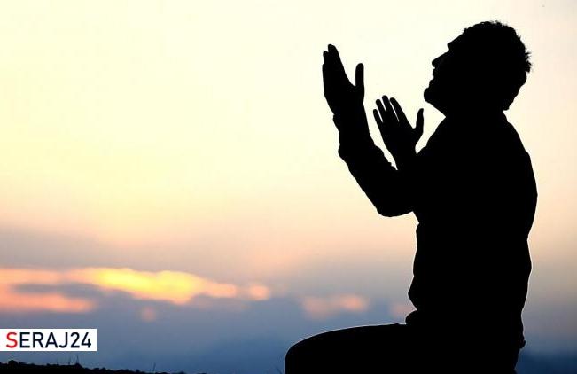 عکس/خدا برای چه کسی غفار است ؟
